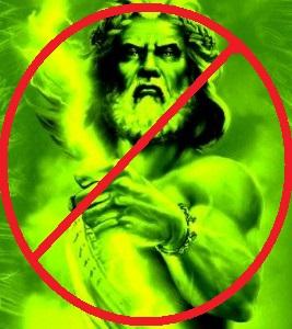 no angry god